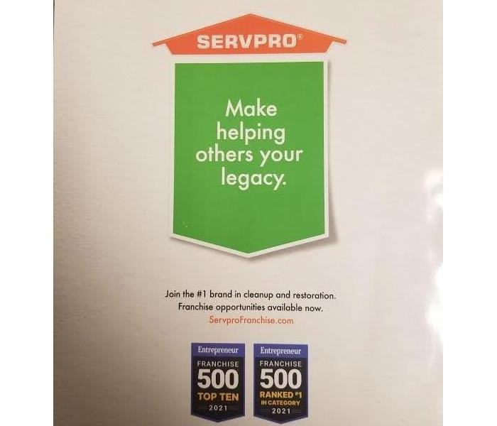 We Are SERVPRO.